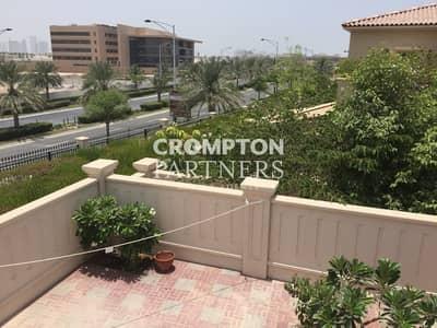 3 Bedroom Townhouse for Sale in Saadiyat Island, Abu Dhabi - No Broker Fee-Quadplex Villa in Saadiyat