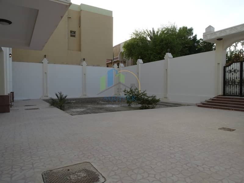 36 Luxurious 13 Bedrooms + Maid's Room in Brand New Villa