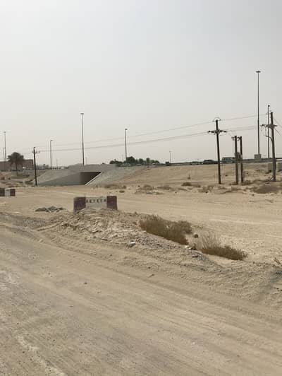 G + 6 Plot in Al Barsha Good location for Residential and Retail Shop