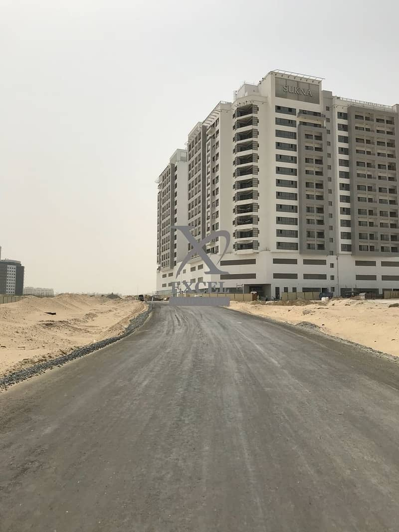 Plot suited for Residential and Retail in Al Barsha