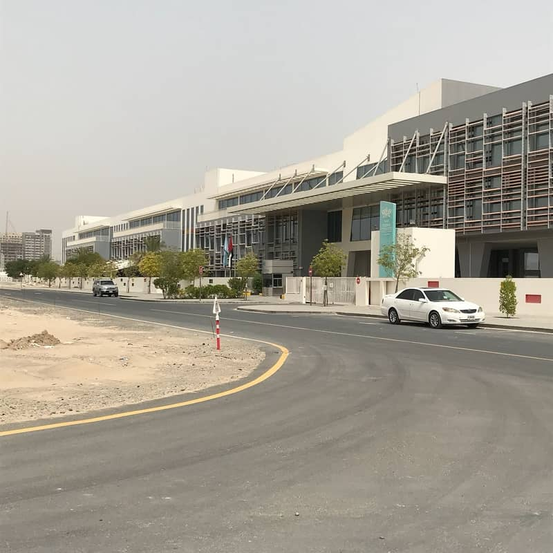 14 Plot suited for Residential and Retail in Al Barsha