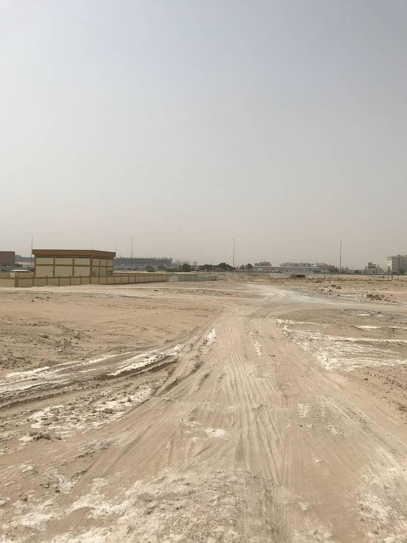 Mixed Used Plot - Al Barsha South 3