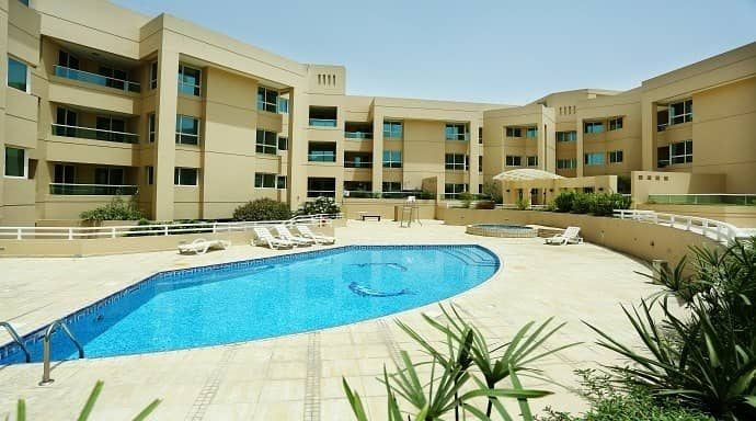 Cclosed to Hana center Al Satwa for 2BHK with maids room