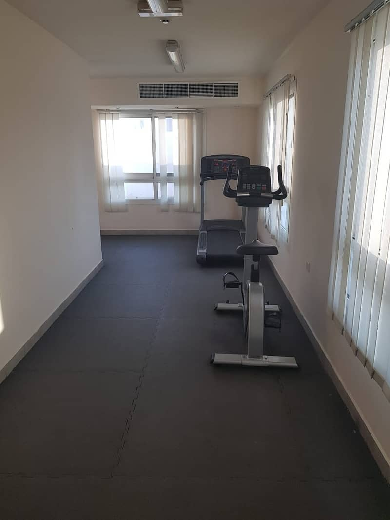 2 1 BR  with complete amenities closed to Mall of Emirates.