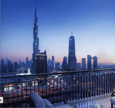 3 Bedroom Apartment for Sale in Downtown Dubai, Dubai - Prime Location of 3BR Apartment with Spectacular Views to Burj Khalifa