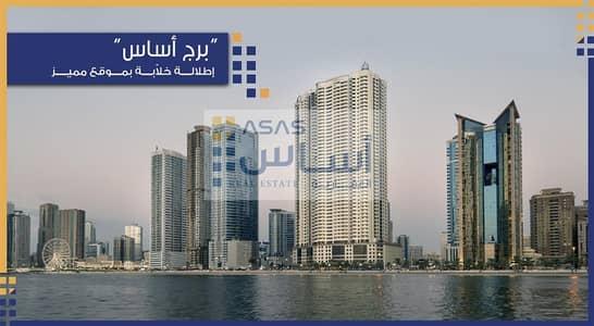 2 Bedroom Flat for Sale in Al Khan, Sharjah - 2 Bedroom Full Lake View
