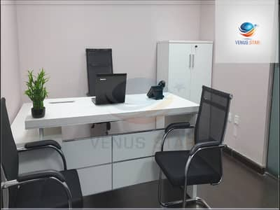 Office for Rent in Deira, Dubai - ZERO Commission Direct Owner For Fitted Office in Al Rigga