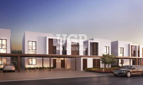 2 Bedroom Flat for Sale in Al Ghadeer, Abu Dhabi - Zero ADM Fees! Invest Now and Save More!
