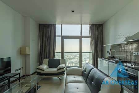 Studio for Rent in DIFC, Dubai - Opp. Metro Stn| Fully Furnished Studio in Liberty House-DIFC @60K