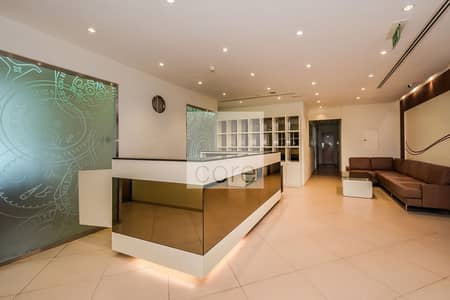 Office for Rent in Sheikh Zayed Road, Dubai - Combined fitted office vacant | Capricorn