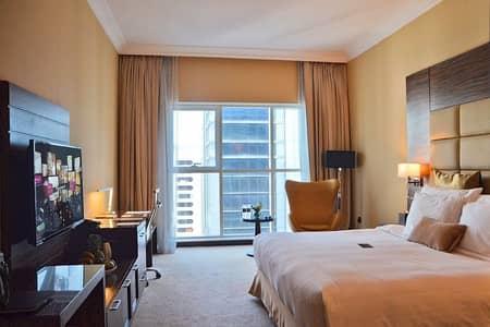 شقة فندقية في فندق جنة ابراج السراب شارع المينا منطقة النادي السياحي 1 غرف 65000 درهم - 3208927