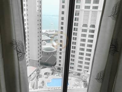 1 Bedroom Apartment for Rent in Dubai Marina, Dubai - 1 bedroom at Marina Promenade Attessa