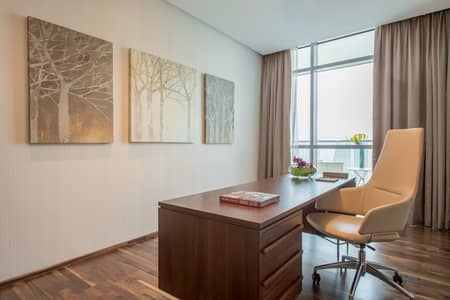 4 Bedroom Hotel Apartment for Rent in Dubai Marina, Dubai - Penthouse 4 Bedroom - InterContinental Dubai Marina