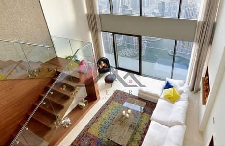 4 Bedroom Penthouse for Sale in Dubai Marina, Dubai - High Floor Penthouse | Full Marina View