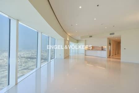شقة 2 غرفة نوم للايجار في شارع الشيخ زايد، دبي - Modern| Spacious| Sea view| Chiller free