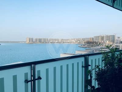 3 Bedroom Apartment for Sale in Al Raha Beach, Abu Dhabi - Exclusive| Sea view with amazing sunsets