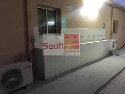 Labour Camp for Rent in Al Reem Island, Abu Dhabi - Affordable & Clean! Labour Staff Accommodation