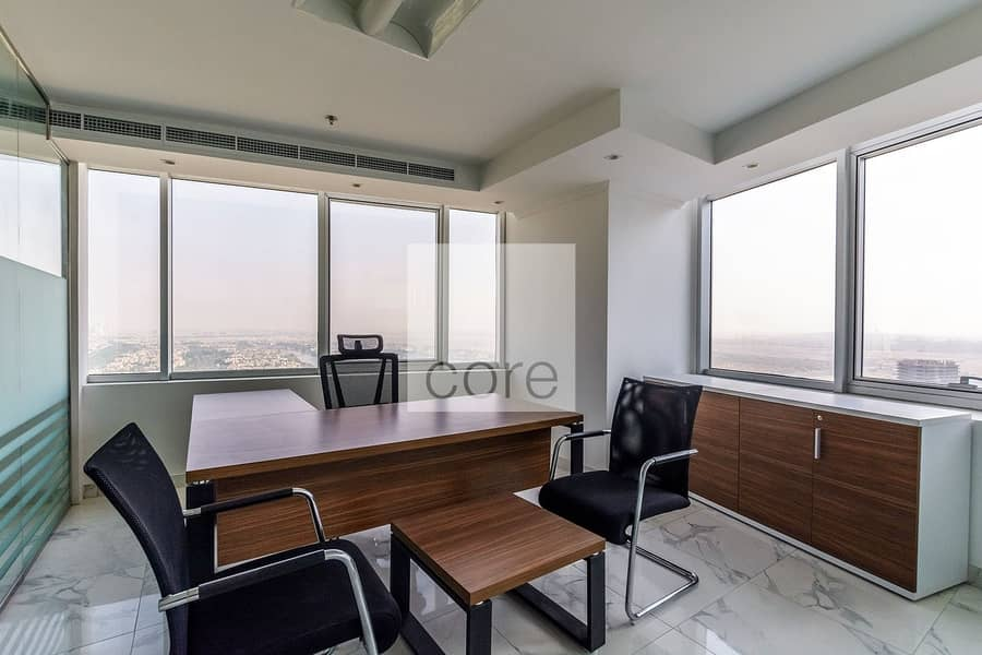 10 Tenanted and Fitted | Mid Floor | DMCC