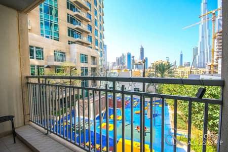 Burj Khalifa View | Podium | One Bedroom