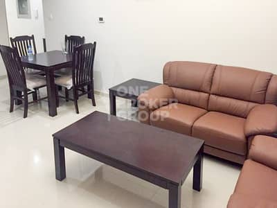 New 1BR | Fully Furnished on Mid Floor |
