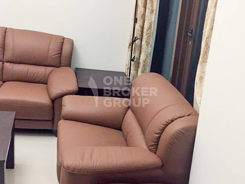 2 New 1BR | Fully Furnished on Mid Floor |