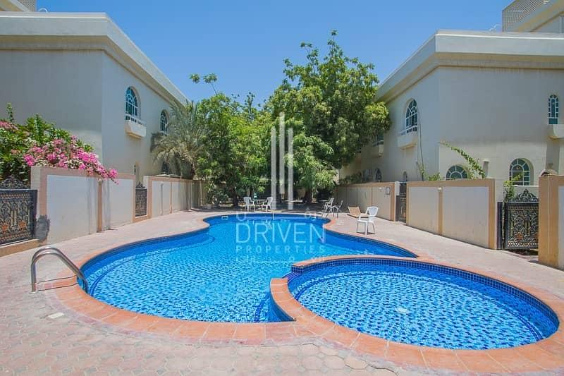 Beautiful 5 BR Compound Villa | Spacious