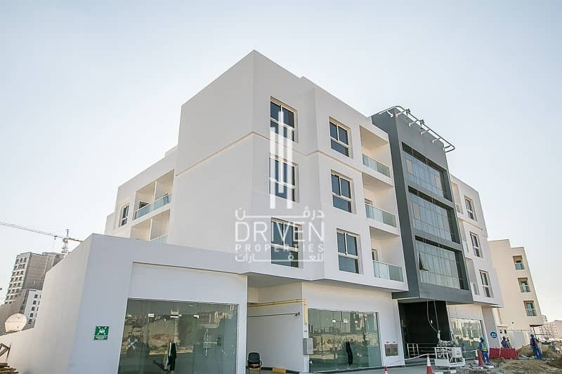 Brand New Building with Instant High ROI