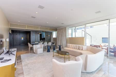 4 Bedroom Penthouse for Sale in Palm Jumeirah, Dubai - 4 Bedroom with Private Pool and Sea View