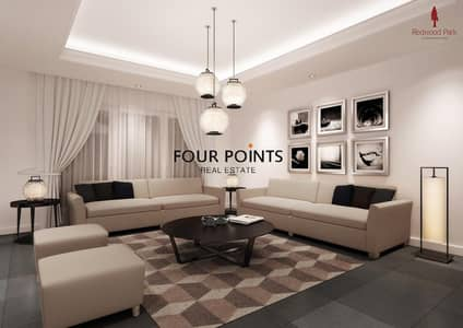3 Bedroom Townhouse for Sale in Jumeirah Golf Estate, Dubai - 4 Years Payment Plan 0%  DLD Fees Ready to Move in 3BR+M Townhouse in Jumeirah Golf Estate