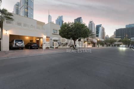 فیلا 5 غرفة نوم للايجار في السهول، دبي - Well Maintained  - Type 10 -  Single Row