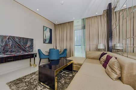 2 Bedroom Apartment for Rent in Downtown Dubai, Dubai - Fully Furnished | Ideal Location |Vacant