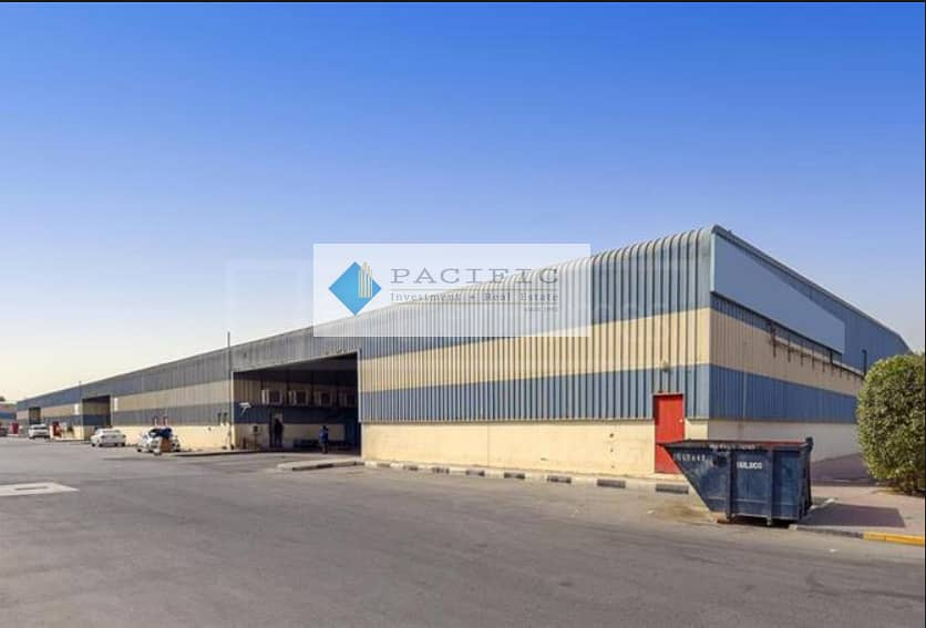 Refrigerated Warehouses Sale