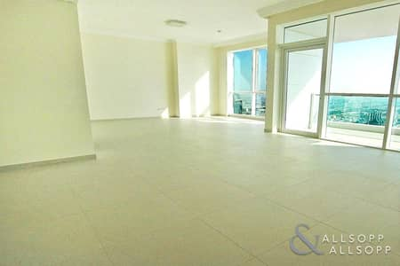 2 Bedroom Apartment for Sale in Jumeirah Beach Residence (JBR), Dubai - Two Bedrooms Plus Maids | Private Beach