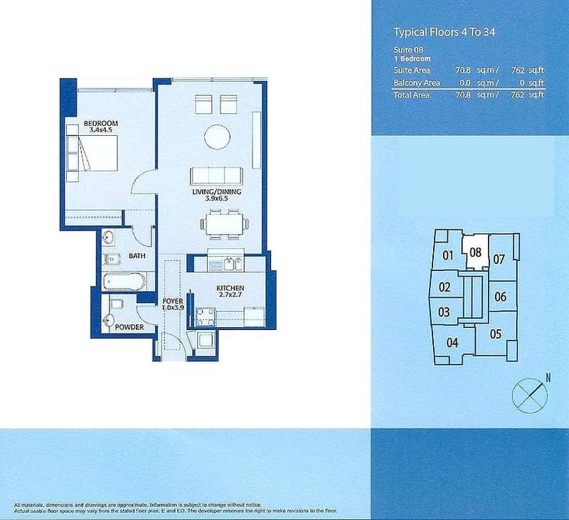 10 One Bedroom | Investment | Close to Beach