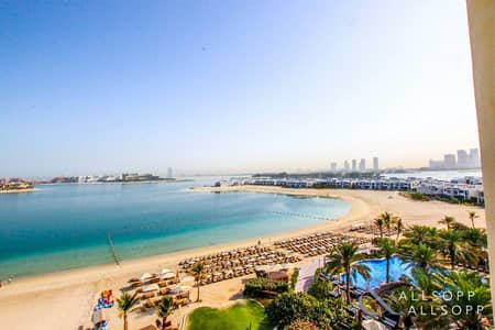 2 Bedroom Apartment for Sale in Palm Jumeirah, Dubai - Full Sea View | F Type | Riva Building