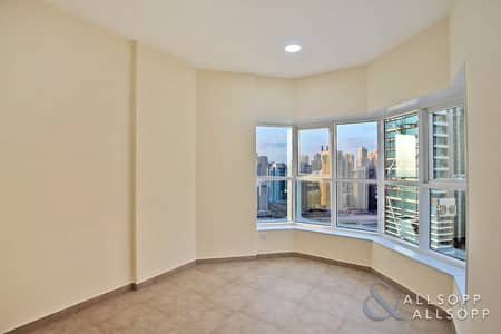 1 Bedroom Apartment for Rent in Jumeirah Lake Towers (JLT), Dubai - Vacant | 1 Bedroom Apartment | Unfurnished