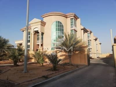 4 Bedroom Villa for Rent in Khalifa City A, Abu Dhabi - 4 Bedroom Compund Villa with Maid's Room