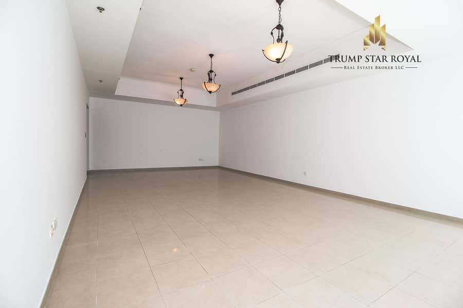 2 Vacant 2Br in Emirates Crown Tower