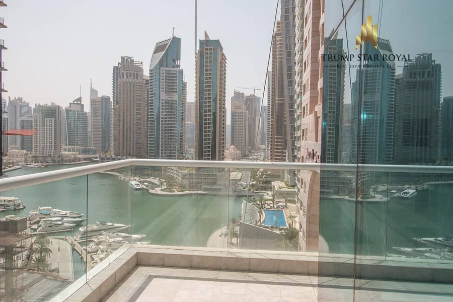 24 Vacant 2Br in Emirates Crown Tower