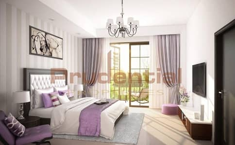 3 Bedroom Villa for Sale in Motor City, Dubai - Pay AED 100