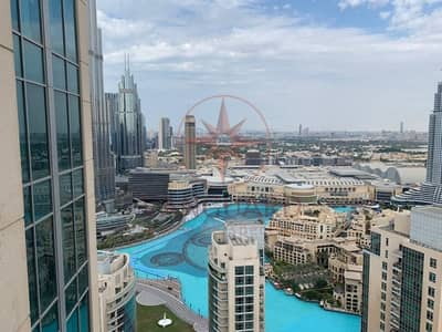 2 Bedroom Flat for Sale in Downtown Dubai, Dubai - Amazing Full Burj Khalifa and Fountain View