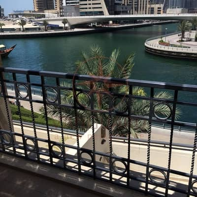 1 Bedroom Flat for Sale in Dubai Marina, Dubai - 1 Bedroom with Full Marina View in Time Place Tower
