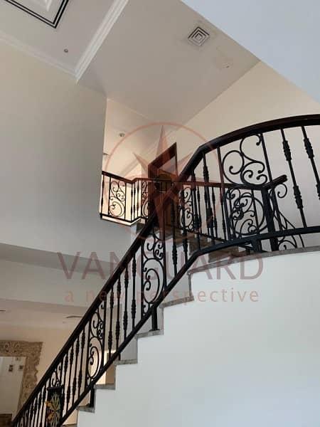 2 Stylish 4 BR villa+Maids+Private Pool