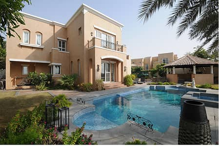 Golf Course View- Luxury- Mirador Type 17- 5 bed=maids