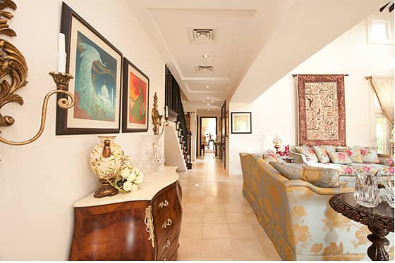 2 Golf Course View- Luxury- Mirador Type 17- 5 bed=maids