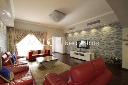 4 Bedroom Villa for Rent in The Lakes, Dubai - Deema 3 |Type 2 | 4 bedroom Corner Villa