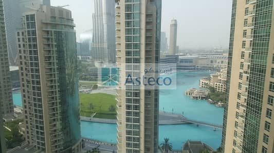 Rare unit with full Burj Khalifa and Fountain view