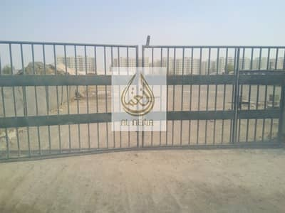Plot for Rent in Al Quoz, Dubai - 40000 Sq.Ft Storage Open Yard Al Quoz Ind