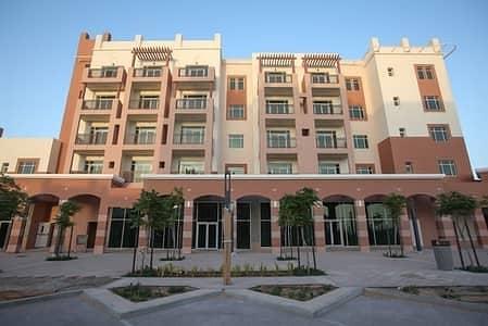 Studio for Rent in Al Ghadeer, Abu Dhabi - Studio I with tawtheeq I 3 payments.