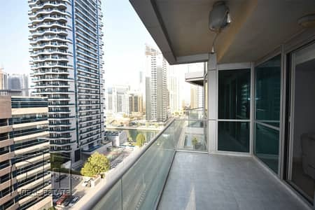 2 Bedroom Flat for Rent in Dubai Marina, Dubai - Newly Furnished - Vacant - Big Balcony